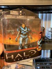 Halo Reach Series 6 Kat (No Helmet) Figure