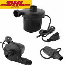 Elektrische Luftpumpe 220V Elektropumpe Pumpe Gebläsepumpe Luft mit Adapter