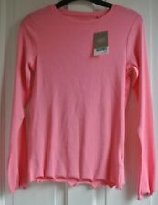 New Next  long sleeve top  Pink  age 11 years