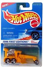 1996 Hot Wheels #373 First Edition #4 Street Cleaver rzr