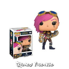 Funko POP ! LEAGUE OF LEGENDS - POP Vinyl 06 VI !