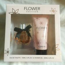 Flower Edition GIFT SET 100ML EAU DE TOILETTE & 200ML SHOWER GEL