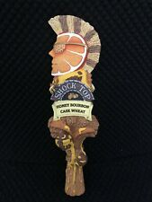 "Shock Top Honey Bourbon Wheat Beer Tap Handle 8"" short mini Handle Free Ship"