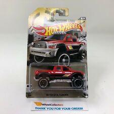'10 Toyota Tundra * RED * Hot Wheels Truck Series * Q12