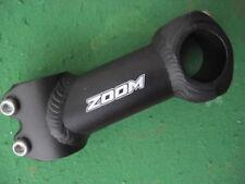 ZOOM Alloy A-Head Handlebar Stem, 28.6mm, 31.8mm Bars, 20mm rise 100mm Extn