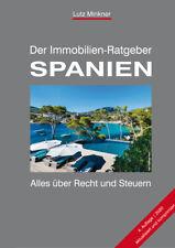Der Immobilien-Ratgeber SPANIEN | Lutz Minkner | 2020 | deutsch | NEU