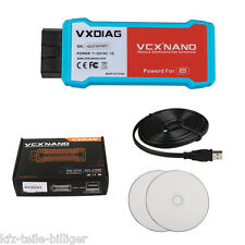 WIFI FORD & Mazda ID 2 in1 Diagnostic Appareil obd2 diagnostic programier Ultime Système