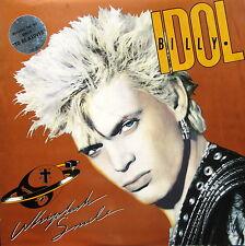 BILLY IDOL Whiplash Smile LP Inner Sleeve Chrysalis CDL 1514 1986 Excellent