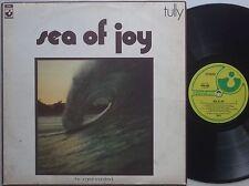 TULLY Sea Of Joy Lp 1970 AUSTRALIA Folk/Psych ORIG SURF Soundtrack EXTRADITION