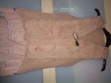 Ladies fur waste coat size 12