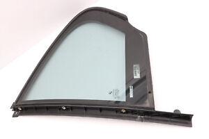 2011 2012 2013 2014 2015 2016 BMW 535I F10 - REAR LEFT Quarter Window Glass