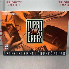 Brand New Authentic Turbografx 16 Mini Console Konami NEC IN HAND READY TO SHIP