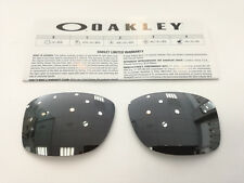 LENSES OAKLEY JUPITER SQUARED 9135 29 PRIZM BLACK POLARIZED REPLACEMENT LENSES