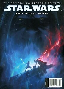 Star Wars The Rise of Skywalker The Official Collector's Edition PX Variant Copy