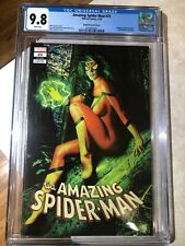 Amazing Spider-Man #21 (822)  - CGC 9.8 Grade - July 2019 - ComicXposure Mayhew