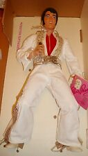 ELVIS PRESLEY LIMITED EDITION WORLD DOLL 2ND IN CELEBRITY COLLECTION IN BOX!