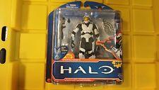 Halo Spartan Mark VI White Action Figure McFarlane NEW