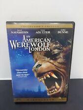 An American Werewolf In London-(2001 Universal) Monster slasher