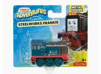 Thomas Friends Railway Adventures Train Steelworks Frankie Fisher Price