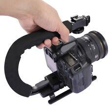 for SLR Cameras C-shaped Video Handle DV Bracket Steadicam Stabilizer PULUZ