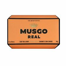 Musgo Real Orange Amber Men's Body Soap on a Rope 190g (MR199CC001)