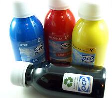 Tinta marca OCP para recargar cartuchos y CISS de tipo Brother LC975C985/980/990