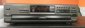 Technics SL-PD665 CD Compact Disc Stereo Multi Player Carousel Changer No Remote