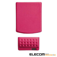 ELECOM PINK mouse pad COMFY & Wrist Rest Pink MP-114PN JAPAN