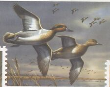 Hautman Brothers - Duck Stamps in Fall Scenes - ONLY $9 - Wallpaper Border 572