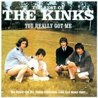 THE KINKS - YOU REALLY GOT ME-THE BEST OF  CD NEUF