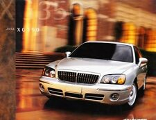 2002  02 Hyundai XG 350 original sales brochure MINT
