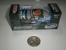 2013 1:64 Trevor Bayne #6 ROUSH CLEAN TECH Diecast  Car NATIONWIDE NASCAR