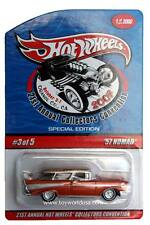 2007 Hot Wheels Annual Collectors Convention '57 Nomad Special Edition #3OF5