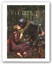 MUSEUM ART PRINT La Belle Dame Sans Merci John William Waterhouse 24x30