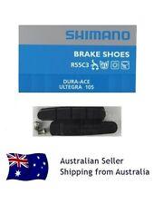 100% Genuine Shimano Road Brake Pads Dura-Ace Ultegra 105 Shoes Inserts R55C3
