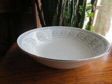 Crown Ming China Celeste pattern 9 1/2 inch Vegetable Serving  Bowl