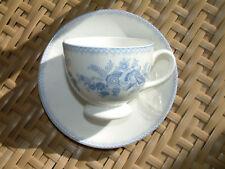 6 Wedgwood Martha Stewart Seashell Cups&Saucers-Unused