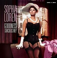 Sophia Loren Goodness Gracious Me LP Vinyl European Not Now 14 Track 180 Gram