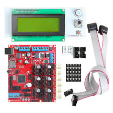 Megatronics V2.0 Controller Board &LCD 2004 For Prusa I3 Reparap 3D Printer