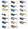 Outdoor Sport Fashion Unisex Retro  Block Cycling Helm Sunglasses Aviator POP