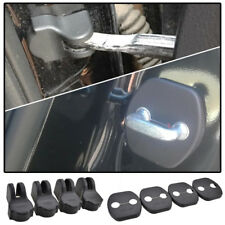 Door Lock Striker Cover Hinge Stopper Cap For Nissan Murano Altima Tiida Qashqai