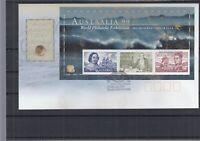 218579 / Australien FDC  1999 Block