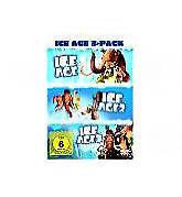 Saldanha, Carlos - ICE AGE 1-3 [4 DVDs]