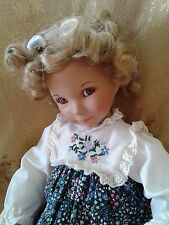 "~ Ashton Drake 14"" Goldilock'S Diana Effner ~ Storybook Doll"