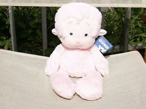 "GUND - PINK MEME MONKEY - 14"" - #320410 - NEW - ALL TAGS"