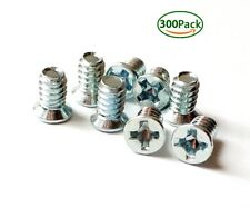 """300-Pack Flat Head Screw for 3.5"""" Hard Drive Hot Swap Caddy TRAY"""