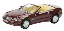 MB SL 500 rot  1:87 Schuco 25417
