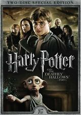 HARRY POTTER AND THE DEATHLY HALLOWS - PART 1: 2 DISC SPECIAL EDITION DVD