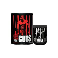 Universal Nutrition ANIMAL CUTS 42 packs Extreme Fat Loss | Fat Burn + Whey