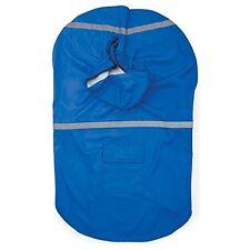 Guardian Gear Dog Rain Jacket Reflective Strip - XXL Blue